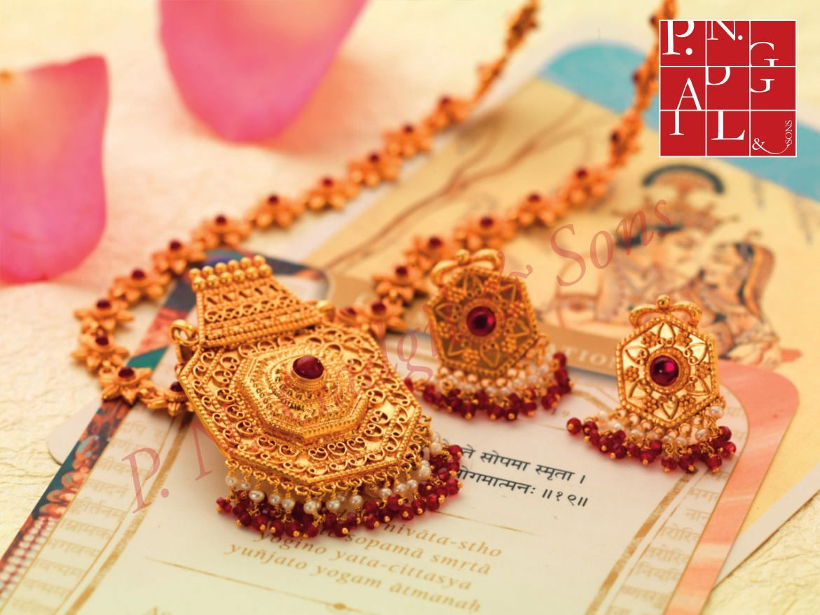 Temple Jewellery Classic Collection